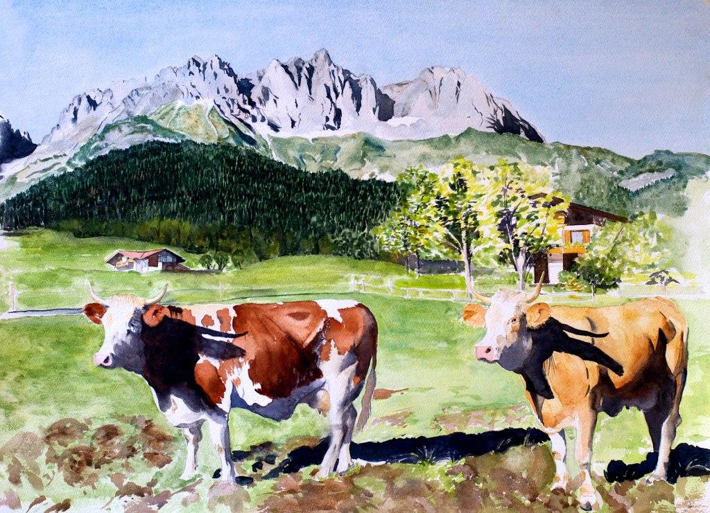 Alexandra's Paintings-1