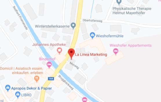 LaLinea Maps